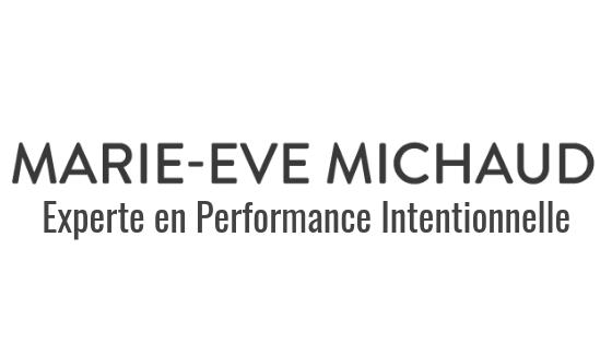 Marie-Eve Michaud - Experte en Performance Intentionnelle
